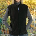 Brookstone Women's heated vest